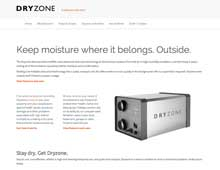 Small business website | Dryzone