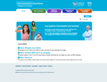 Public information website | NHS Scotland